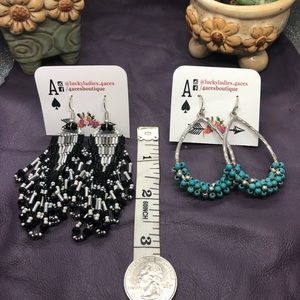 🏈 Sale Fashion Jewelry Beaded Indian Earrings